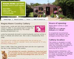Magna Mews Cattery